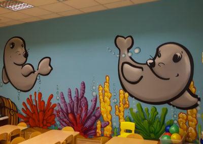 graffiti-przedszkole-foki-krynicka