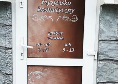 szyba drzwi Ivett