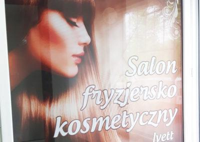 szyba okno Ivett